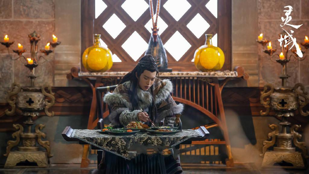 《灵域》首播,剧情混乱,不吸引人,程潇范丞丞演技