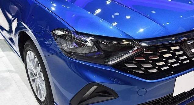 原大众增加了新的家用车,比Vios更耐用,6个安全气囊座椅取暖,油耗只有5.7l