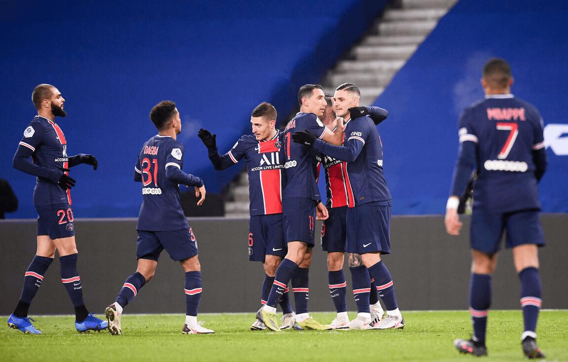 原创3-0!法甲卫冕冠军获胜,波切蒂诺被换下,替补士兵进1球助攻