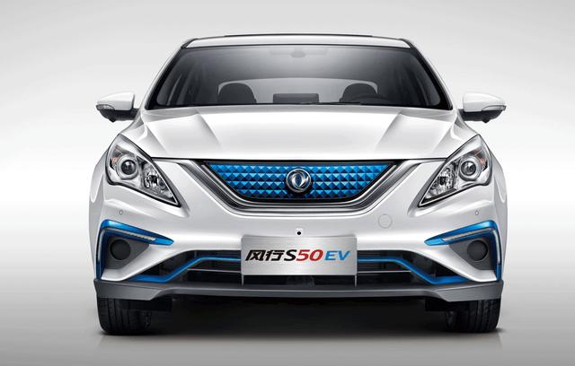 14万能买到的纯电轿车,续航415km,不过只有俩气囊_车型