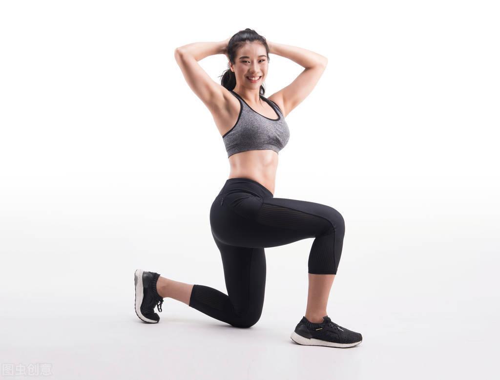 一组自重燃脂训练,强化全身肌肉,燃脂效果比跑步更好!