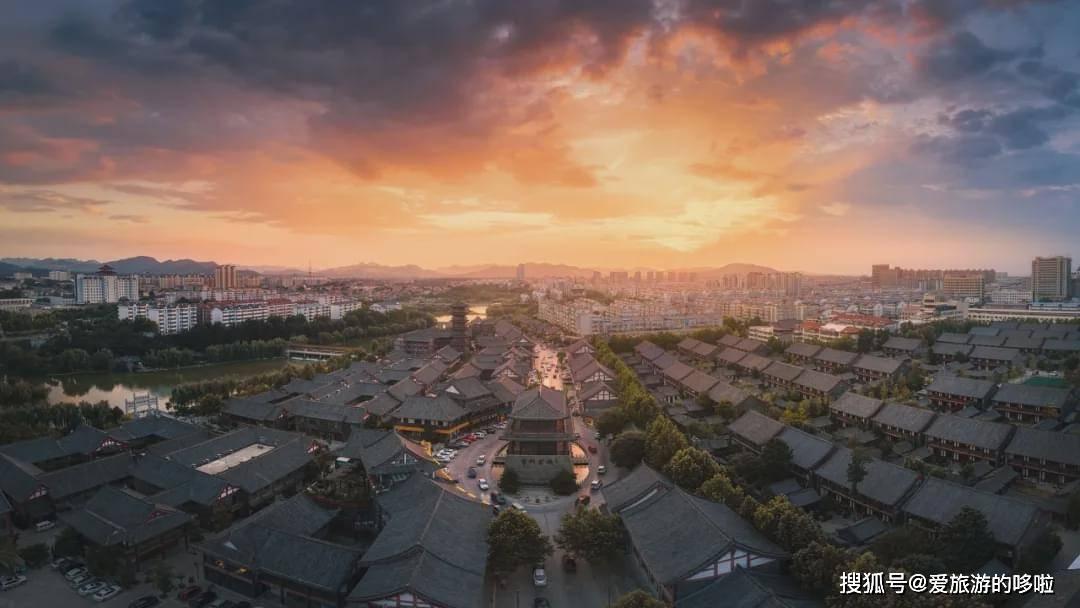 比济南小众,比青岛婉约!5000年历史烟火小城!怎么可以这么美!
