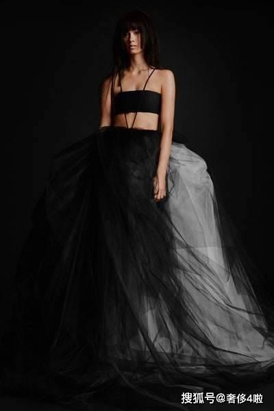 Vera wang2021春夏系女装,礼服与婚纱,优雅与叛逆