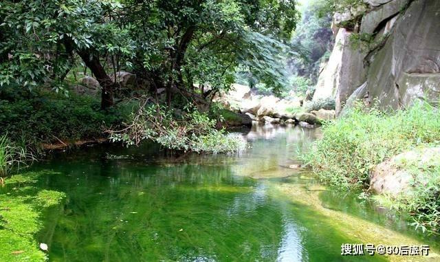 河南又一景区走红:地处世界地质公园内,景色优美关键是门票免费