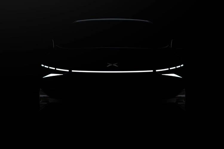 小鹏新车型造型曝光,搭载激光雷达!或于年内发布