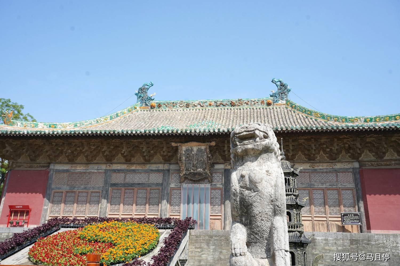 山西有个小县城,名气不大却藏着众多国宝级的古迹,值得去旅行  第2张