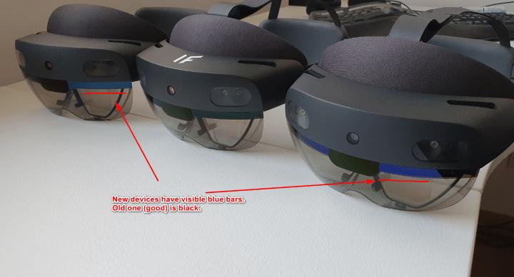 """最新版本HoloLens 2已经大大改善""""彩虹图像""""显示问题"""