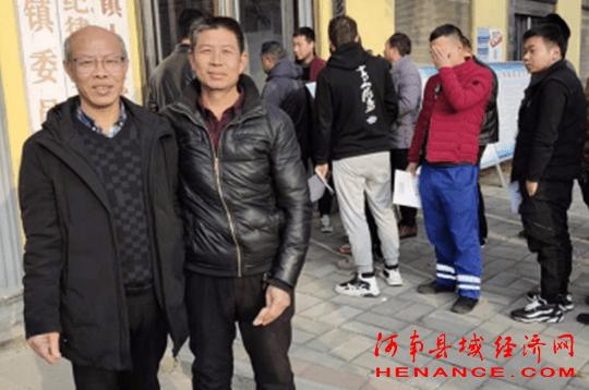 桐柏县朱庄镇:心系群众办实事 化解信访惠民生