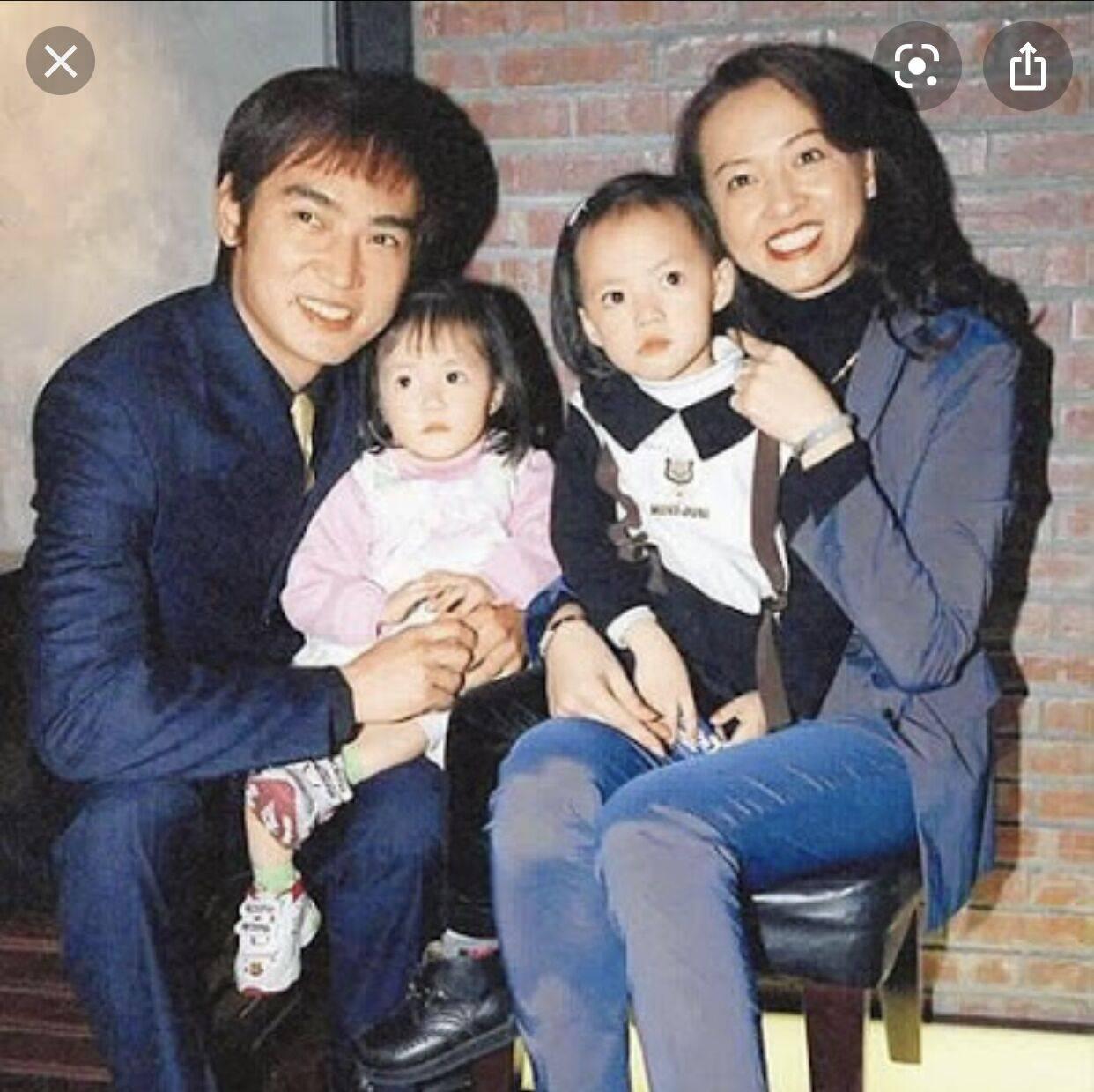 53岁童年男神焦恩俊与老婆断联2年多,星二代林千鈺称仍未签字离婚  第7张