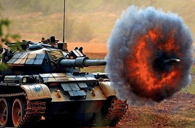 狙击手枪法了得,朝着坦克炮管来一枪,能够将它解决吗?