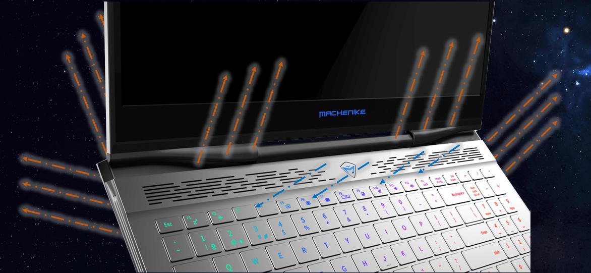 强者制胜!机械师率先发布RTX 30系笔记本