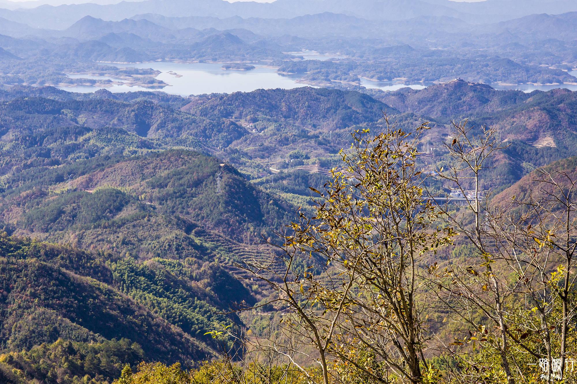 安徽面积最大的县城,位于大别山腹地,却是自驾游的胜地