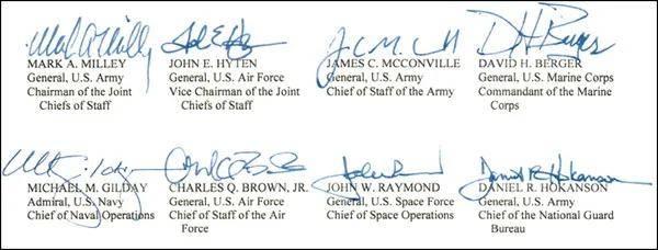 """原创 联合声明与特朗普""""割席"""",美国军方难保中立传统"""