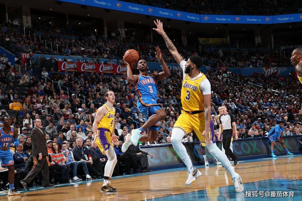 原创             [NBA]赛事解读:雷霆vs湖人,湖人势如破竹