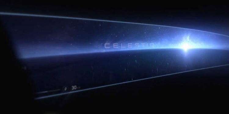 凯迪拉克Celestiq旗舰级轿车!四面板天窗和大屏幕