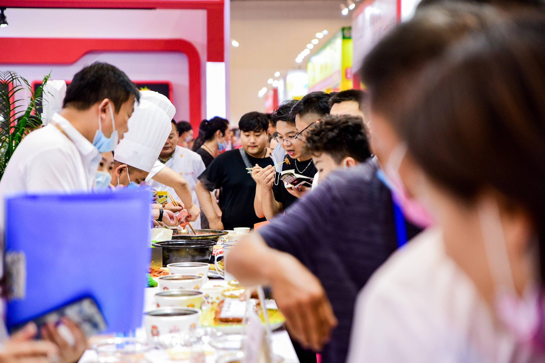 千亿体育app| 2021中国餐饮展(图1)