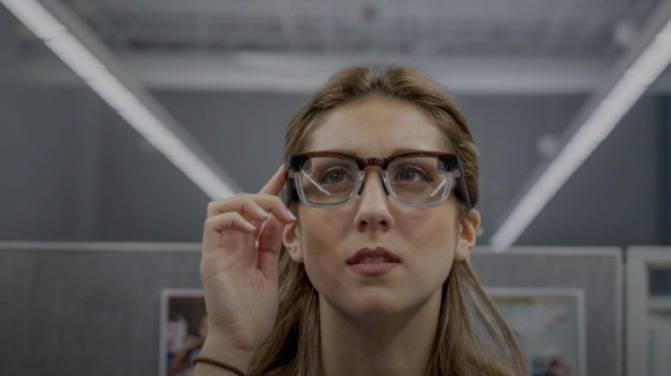 【CES 2021】Vuzix发布其最新采用MicroLED显示技术的AR智能眼镜
