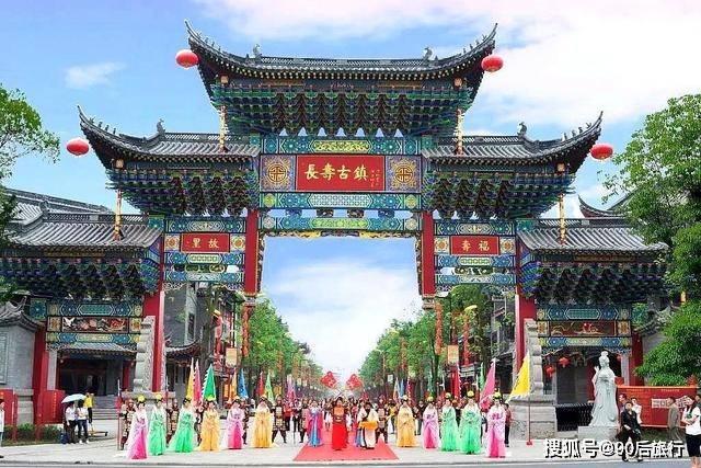 距重庆主城区78公里,藏着一座假古镇,可感受巴渝文化的独特魅力