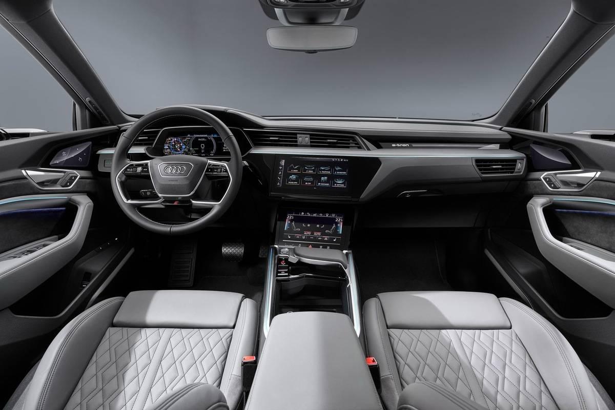 tron紧随其后 奥迪品牌2021年新车前瞻