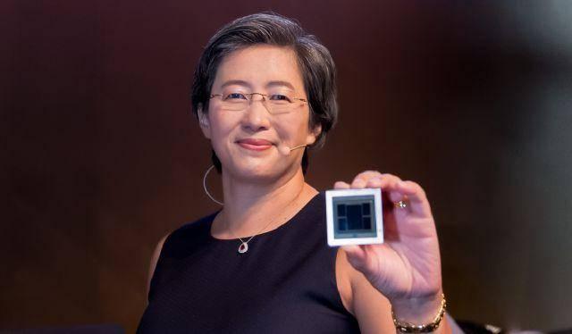 苏姿丰:苹果将继续与AMD在GPU方面合作