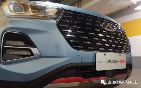 试驾新一代Tiggo 5x,处理消费升级的小型SUV代表!