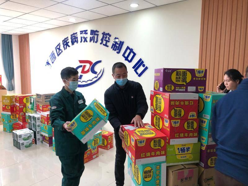 中国人保财险石家庄市分公司:百余名志愿者支援疫情防控一线