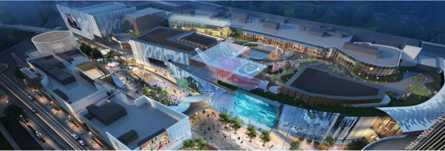 """万科天空城UNI-MALL购物中心设计打造""""活力生活""""场景"""