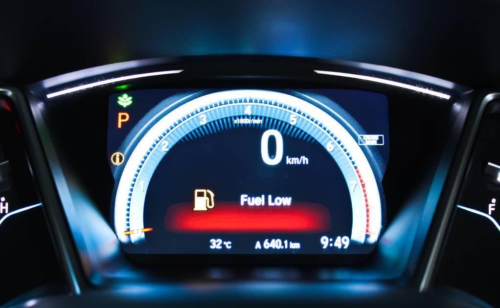 原来韩国合资的小轿车,换了之后油耗大幅度降低
