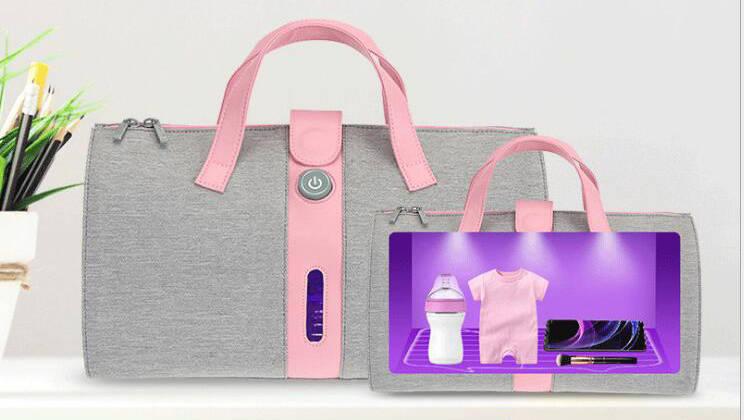 紫外线杀菌消毒包使用时会不会对皮肤产生伤害?-爱自由箱包