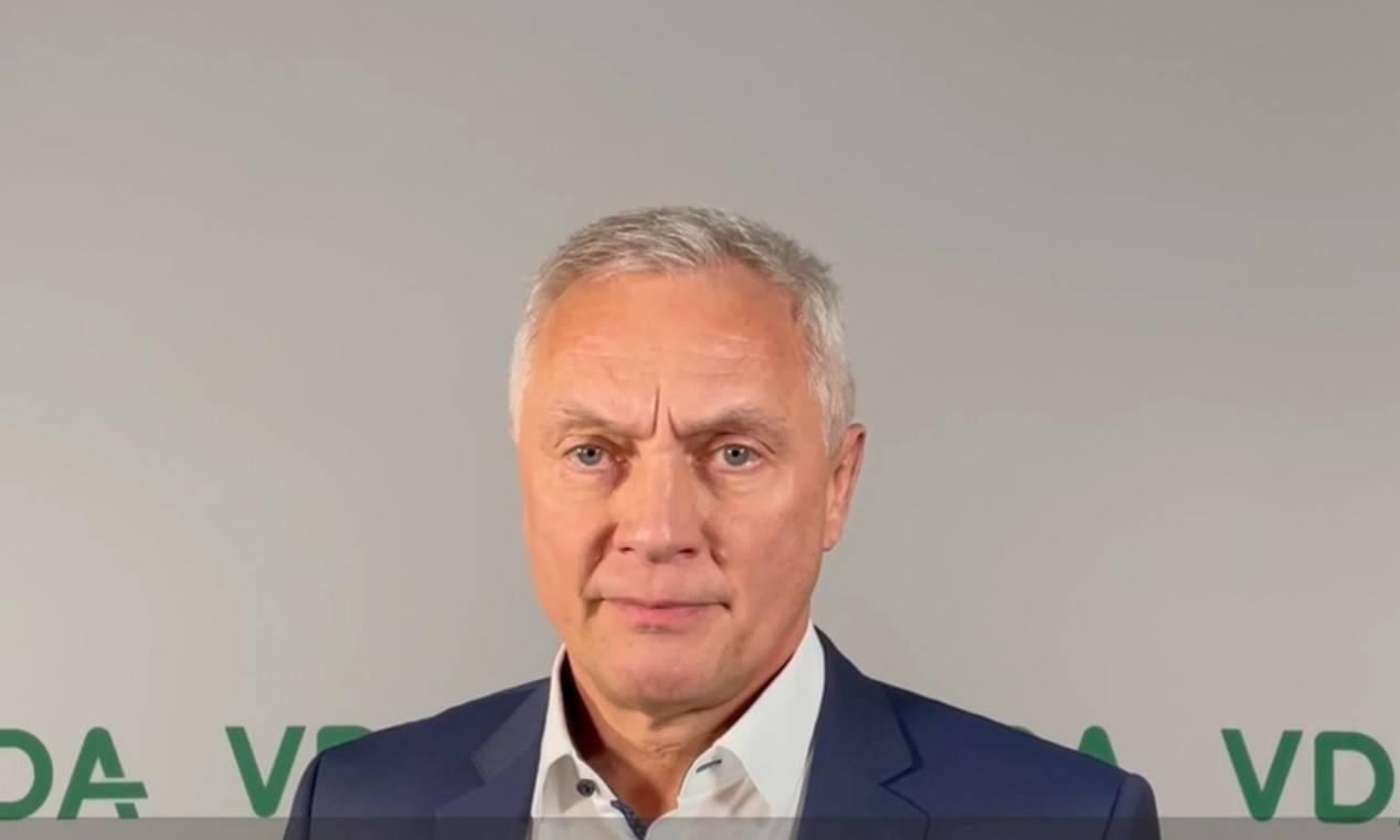 Joachim Damasky:德国汽车业支持最晚2050年实现交通气候中和目标_排放