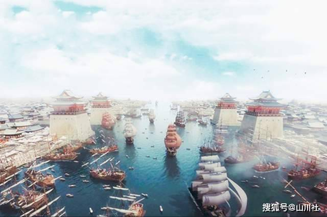 """这个""""古码头""""的发现,让隋炀帝开凿大运河之举,显得更加伟大了"""