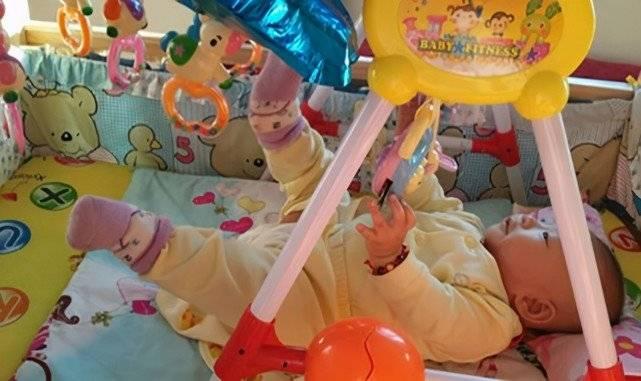 宝宝3个多月体重才11斤,算发育不良吗?附发育标准及早教方法