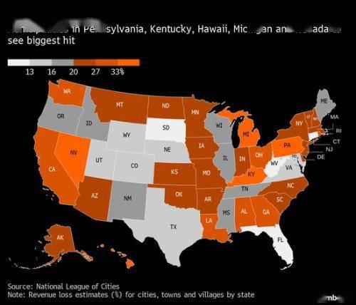 美国城市经济总量_美国城市地图