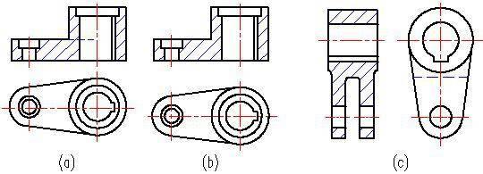 自制子线尺图纸