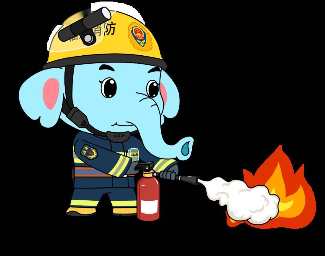 干粉灭火器在喷粉灭火过程中应始终保持直立状态
