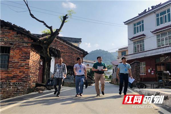 清风头条·护航脱贫攻坚丨茶陵县纪委监委:大数