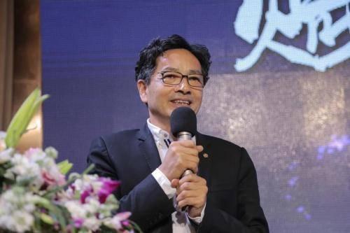 亚振董事长_振丰建设董事长陈迪丰