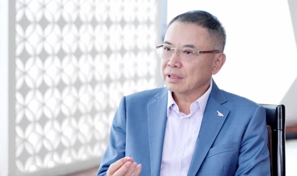 會見企業家 對話李東生:未來中國企業要把工廠開到全世界