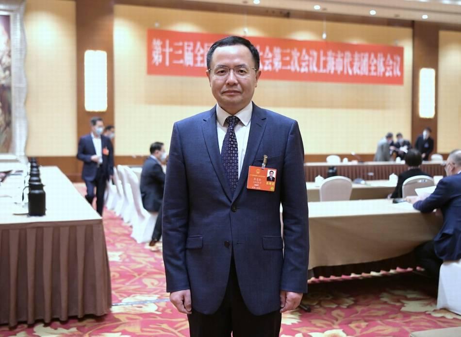 邵志清代表:加快布局新基建,推进在线新经济