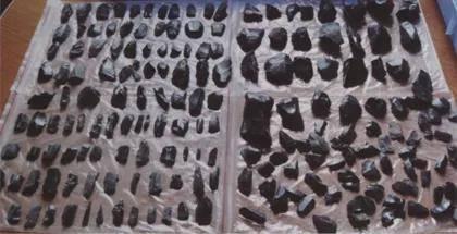 吉林东部发现近30处旧石器时代遗址
