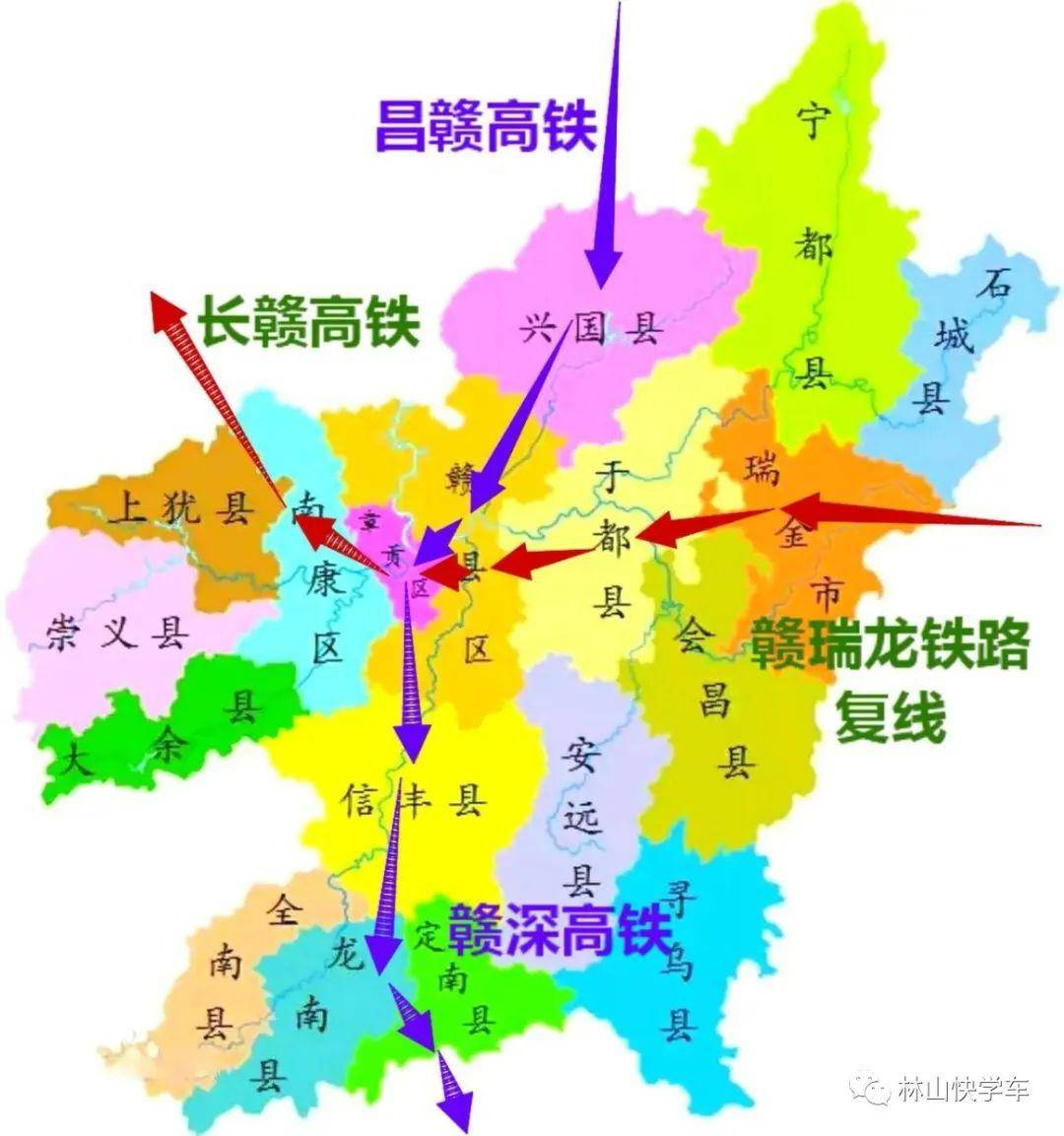 寻乌县最新规划图