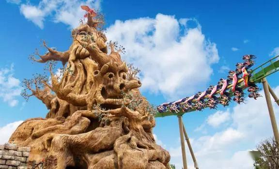 【珠海横琴惠民补贴】 ¥195元起抢珠海长隆海洋王国1大1小(1名1.0米以下儿童)优惠票!一个适合亲子游玩的游乐场