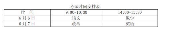 广西2020年体育单招文化考试将于6月6日开考,这些准备你get了吗?