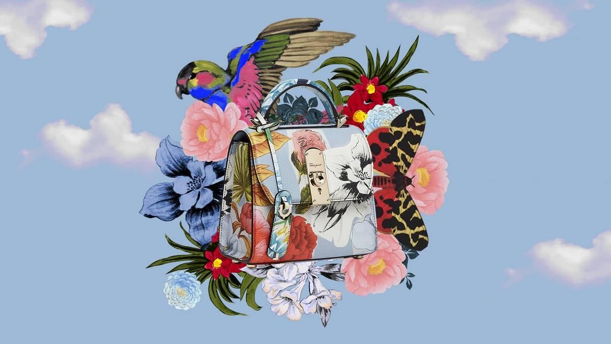 环球网 Salvatore Ferragamo 丝绸印花胶囊系列