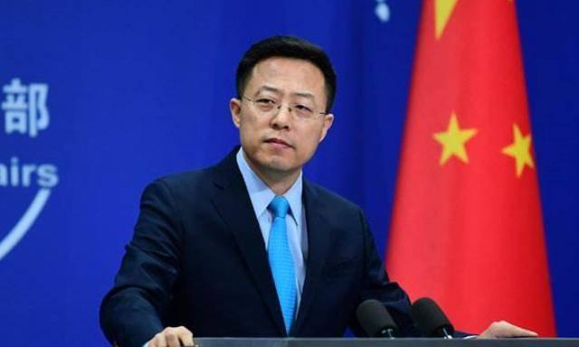外媒记者提问称37%香港人想移民赵立坚:不知你想表达什么,但中国来去自由