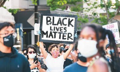 示威|美国多地持续抗议
