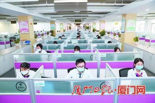 厦门市12345便民服务平台已整合77条政务热线24小时服务不打烊