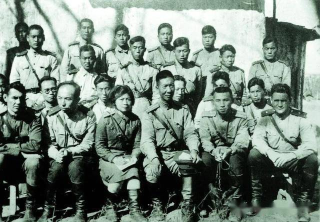 1946通化暴动前夕(1)