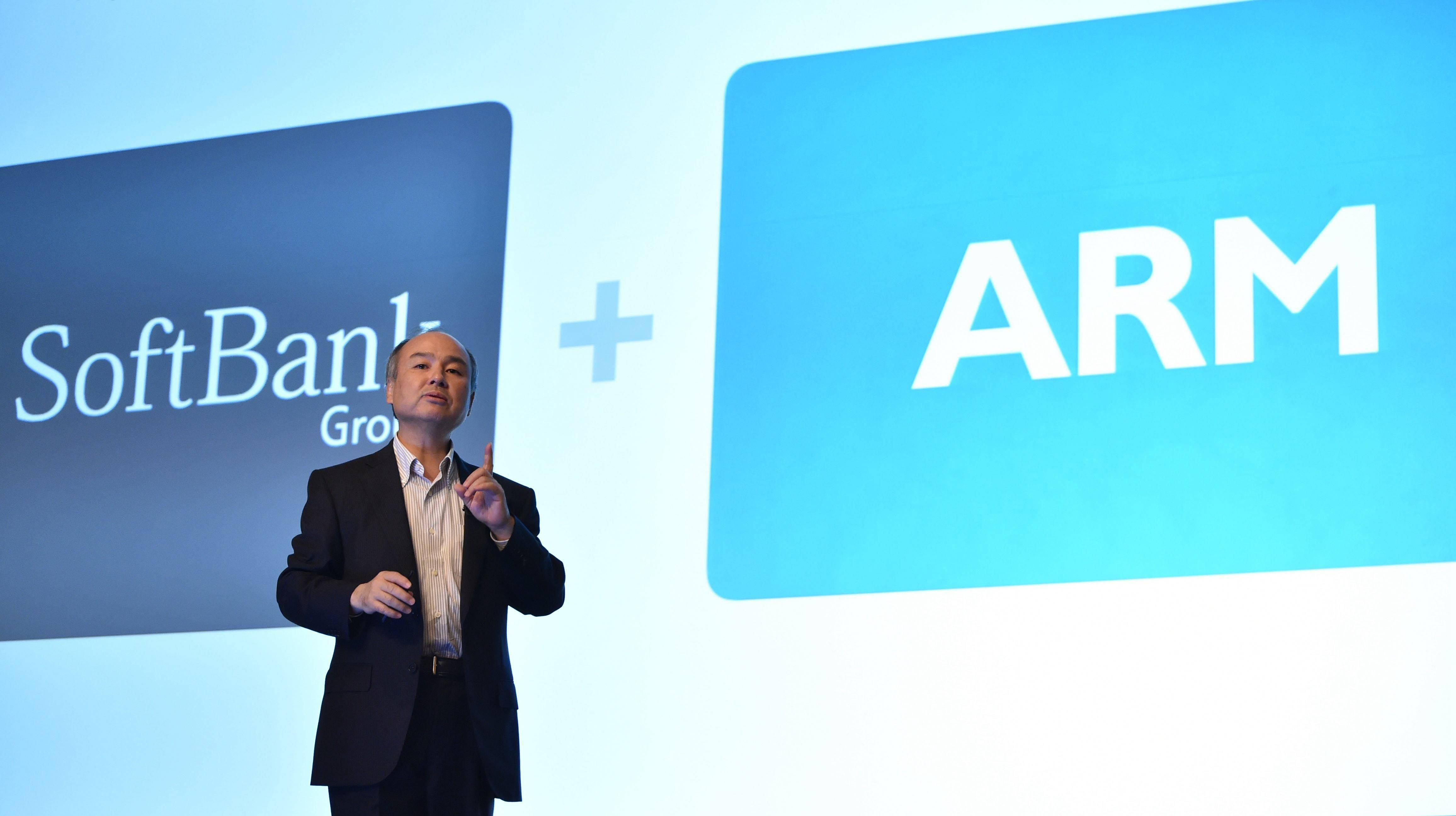"ARM中国""夺帅""罗生门:关乎中国芯片产业未来?"