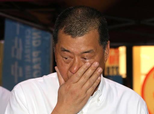 """戏精上身还是做贼心虚?黎智英""""卖惨""""称自己或有比坐牢更严重后果,还称被疑似香港纪律"""